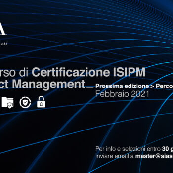 Conclusione del corso Project Management