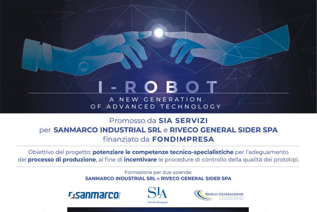 IRobot: a new generation of advancedtechnology