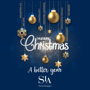 Buon Natale 2020 da SIA servizi