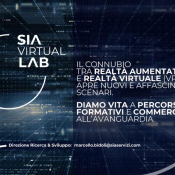 Sia Virtual Lab espande il suo portafoglio di competenze
