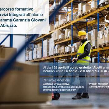 SIA Abruzzo - Nuovo corso magazziniere_web